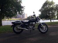 Suzuki gz 125 K8 'marauder' black, reluctant sale!