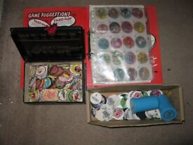 Tazo's / Slammer Hammer and Pogs - a Quantity