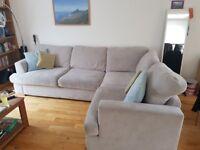 DFS Corner Sofa Excellent Condition