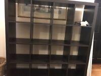 Ikea Expedit Bookcase/Shelving Unit, Large