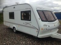 Elddis Typhoon GTX/4 berth 2003 PX welcome