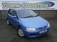 ***2002 Mitsubishi Space Star MIRAGE **LOW INSURANCE**ONLY 60,000 MILES!!!**( modus megane scenic )