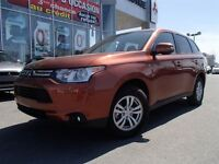 2014 Mitsubishi Outlander SE S-AWC AIR CONDITIONING, HEATED FRON