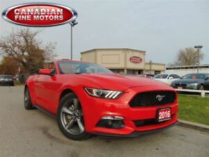 2016 Ford Mustang CONVERTIBLE-CAM-CLEAN CARPROOF