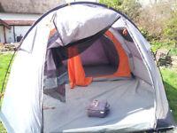 Vango Winslow 500 tent and liner carpet