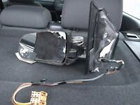 Electrics in working condition- broken electric wing mirror for Volkswagen Polo- only £1.99