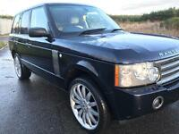 Range rover vogue facelift imaculate model td6