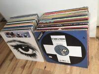 135 House Techno Dance Disco vinyl records