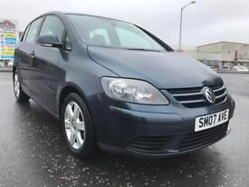 Volkswagen Golf Plus TDI automatic excellent condition full service history