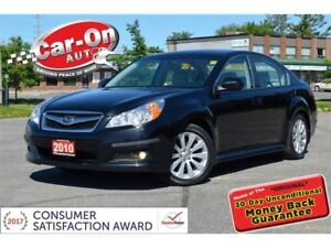 2010 Subaru Legacy Limited 3.6R LEATHER SUNROOF LOADED ONLY 51,0