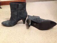 Ladies designer Bruno Premi Ankle Boots