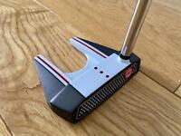 "Odyssey O-Works #7 Black Golf Putter (34"", like new!)"