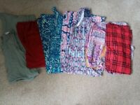 Bundle of 26 items of women's clothing