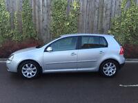 2005 NEW SHAPE VW GOLF 2.0 GT TDI 6 SPEED MANUAL 5 DR HATCHBACK