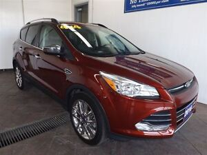 2016 Ford Escape SE 4X4 LEATHER NAV PANORAMIC  SUNROOF
