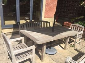 High Quality Garden and Patio Dining Set