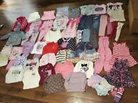 Girls 3-4years clothes bundle (65+ items)