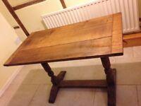 Antique oak table (Small)