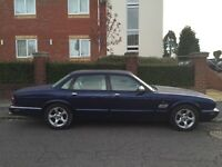 Jaguar XJ8 3.2 sports, 2001, automatic