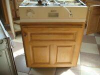 Integrated Neff Dishwasher