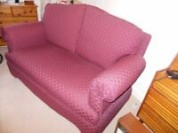 HSL 2 Seater Settee converts to single bed