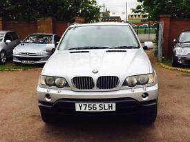 BMW X5 WITH VERY LOW MILES..NATIONWIDE DELIVERY FULL MOT 2995