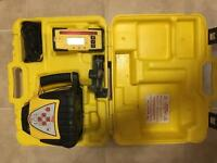 Leica Rugby 200 laser level