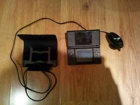 Ds Lite Black with Case and Charger! Ono