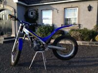 ***2001 290cc Sherco Trials Bike***