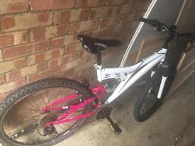 Mountain bike £30