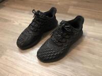 Adidas Tubular Shadow Lace up Black UK8