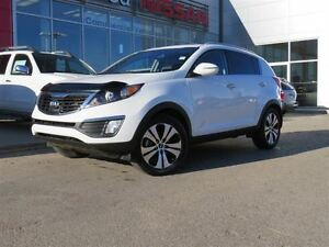 2013 Kia Sportage EX 4dr All-wheel Drive