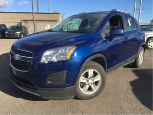 2013 Chevrolet Trax 1LT MAGS CRUISE CONTROL KEYLESS ENTRY