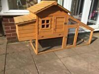 Chicken ,rabbit ,Guinea pig hutch SOLD
