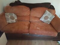 FREE 3seater and 2seater sofas