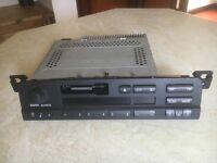 BMW radio cassette player E46 model