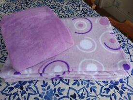 Flannelette linens / sheets