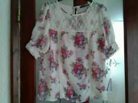 New size 14 top