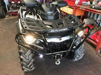 Can Am Outlander 1000cc XT Road Legal Quad (grizzly renegade 700 800)