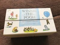 Winnie The Pooh books collection