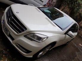 Mercedes R350 4matic