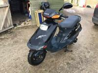 Honda Sundiro Honda Phoenix xdz 125 only 297 miles 1997 new mot reduced £400
