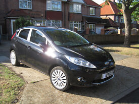 Ford Fiesta Titanium 1.6TDCI - excellent condition