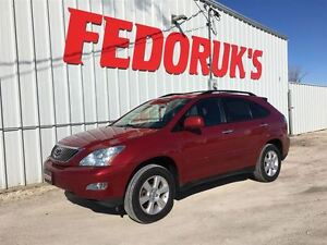 2009 Lexus RX 350 Crimson Pearl Package Professionally Serviced