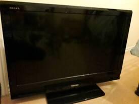 "Toshiba Regza 32"" LCD HD ready TV"