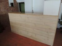 Reception desk Quality made (Delivery)
