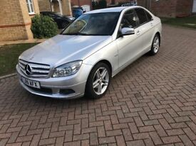 Automatic diesel c class ful history great runner