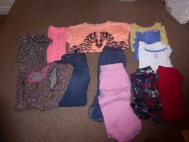 Girls Clothes Bundle, 7 Yrs