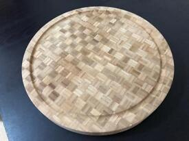 Solid bamboo chopping board New