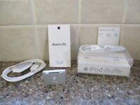 Apple iPod Shuffle 1GB 240 Songs